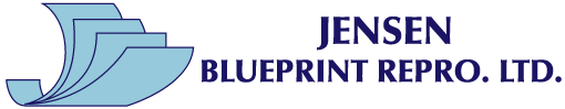 Jensen Blueprint Repro Ltd